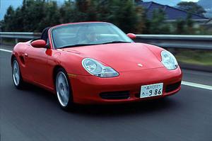 ポルシェ2001年モデルボクスター/ボクスターS【試乗記】