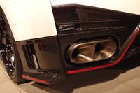 日産「GT-R NISMO」を発表の画像