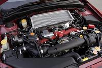 スバル・インプレッサWRX STI(4WD/6MT)【試乗記】の画像