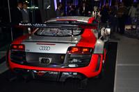 アウディ、2013年も「R8」でレースに参戦【SUPER GT 2013】の画像