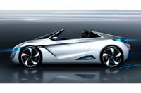 「ホンダ・スモールスポーツ EVコンセプト」