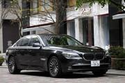 BMW740i(FR/6AT)【ブリーフテスト】