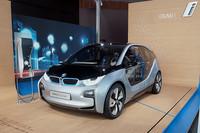 「BMW i3コンセプト」