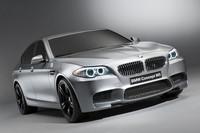 BMW、「コンセプトM5」を上海ショーで公開