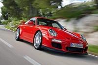 ポルシェ、「911 GT3」「カイエン ディーゼル」を発表【ジュネーブショー09】の画像