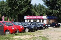 こちらは農村部の業販店。駐車場ではありません。