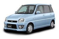 「スバル・プレオ」にスポーティな特別仕様車の画像