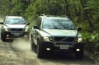 【Movie】ボルボの新型SUV「XC90」試乗会より(予告編)