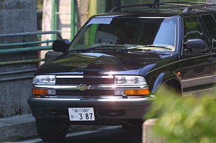 シボレー・ブレイザーLS(4AT)【試乗記】