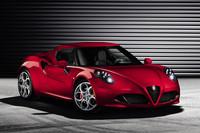 アルファ・ロメオが新型スポーツカーを発表【ジュネーブショー2013】