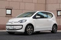 VW、新型スモールカー「up!」を発売
