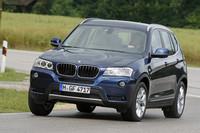 「BMW X3 xDrive20i」