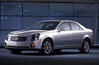 日本GM、キャディラック「CTS」導入決定の画像