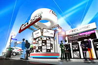 【東京オートサロン2007】カーナビ「ECLIPSE」でドライブの楽しみを提案する富士通テン