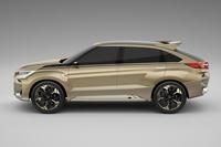 ホンダの新たなコンセプトカー、Concept D登場【上海ショー2015】の画像