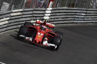 最後にポールポジションを取った2008年フランスGPから9年、129戦ぶりに予選P1を獲得したライコネン(写真)。2005年に勝利した経験のあるモナコでスタートから力走を披露したが、チームメイトのベッテルにオーバーカットを許し2位でゴール。レース後に見せた表情はクールというよりも、チームの取った作戦には納得しかねる、というものだった。(Photo=Ferrari)