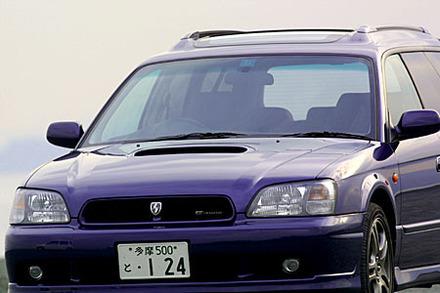 スバル・レガシィツーリングワゴンGT-B E-tune(4AT)【ブリーフテスト】