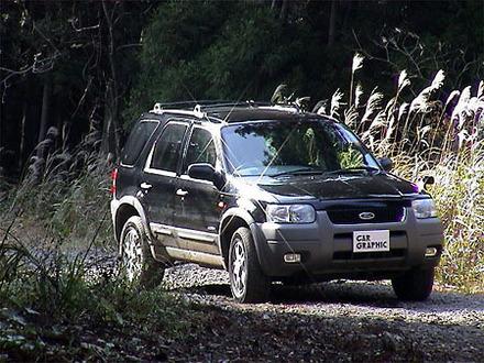 フォード・エスケープ 3リッターV6 XLT(プリプロダクションモデル)(4AT)【ブリーフテスト】