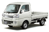 ダイハツが軽トラックに副変速機付き5MTを採用