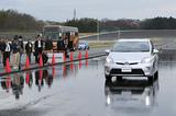 ブリヂストンが、クルマにおけるタイヤの重要性を伝えるイベントを開催した。