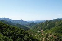 北京最北端の風景。