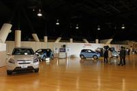 トヨタの環境技術開発の取り組みを発表