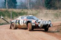 1974年からマニュファクチャラーズタイトルを3連覇したランチア。その後はフィアットが連覇を果たすなど、しばらくはイタリア勢がWRCをけん引する時代が続いた。