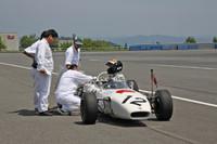 【Movie】ホンダ栄光のレーシングマシン、もてぎで復活