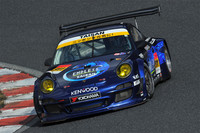 開幕戦岡山のGT300クラス予選トップは、 No.911 ENDLESS TAISAN 911。