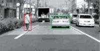 「ADA」には、2個のステレオカメラにより歩行者やクルマを検知する、先進の予防安全技術が盛り込まれている。