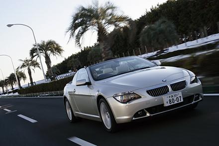 BMW650i カブリオレ(FR/6AT)【試乗記】