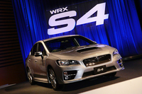「スバルWRX S4 2.0GT-S EyeSight」
