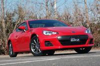 新型スポーツカー「スバルBRZ」、3月に発売