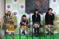 """高嶋宏行さん(右)をはじめとするショートフィルムの出演者。フィルム内では「フィアット500 HAPPY!」にあわせた、""""GLRが選ぶコーディネート""""も紹介される。"""