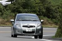 トヨタ・ヴィッツRS (5MT)【ブリーフテスト】の画像