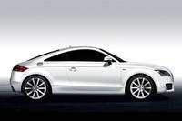 特別な「アウディTTクーペ」、創立100周年記念モデル150台限定発売