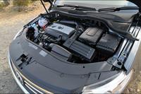 フォルクスワーゲン・パサートCC 2.0TSI(FF/6AT)/V6 4MOTION(4WD/6AT)【試乗速報】の画像