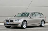 新型BMW5シリーズツーリング発売