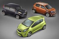ネット投票で市販化決定!? GMのコンセプトカー3兄弟【ニューヨークショー07】の画像