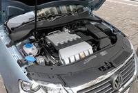 フォルクスワーゲン・パサートV6 4モーション(4WD/2ペダル6MT)【ブリーフテスト】の画像