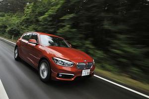 BMW 118dスタイル(FR/8AT)【試乗記】