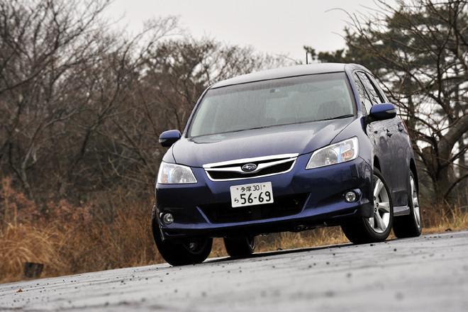 スバル・エクシーガ 2.5i-S アルカンターラセレクション(4WD/CVT)【試乗記】