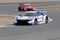 SUPER GT現役マシン「NSX CONCEPT-GT」と「CR-Z GT」によるスペシャルレース。予選では「Epson NSX CONCEPT-GT」がトップタイムをマークした。