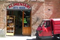 シエナのロレンツェッティ食料品店は1969年創業。