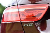 2度の先行限定モデルの受注を経て、いよいよ2015年6月2日、「ジャガーXE」のカタログモデルの受注が始まった。販売は、まずはガソリンエンジン搭載車から。納車は9月以降の予定。