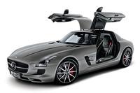 「メルセデス・ベンツ SLS AMG GT」