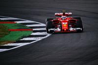 フェラーリは、今季のはじめこそメルセデスと肩を並べるパフォーマンスを披露していたが、シーズンが進むにつれて徐々に後れを取ることが多くなってきた。ライコネン(写真)はハミルトンのポールタイムに0.5秒も差をつけられての予選2位。レースではそのポジションを守り続けたが、残り3周で左フロントタイヤが破損、パンクは免れたがスロー走行と緊急ピットインを余儀なくされた。3位でゴールできたものの宿敵メルセデスに1-2を許した。(Photo=Ferrari)