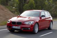 """BMW、「1シリーズ」に""""便利な機能""""を追加の画像"""