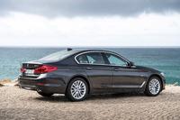 これまでの6世代で累計790万台が販売されてきたBMWの基幹車種「5シリーズ」。今回の新型は7代目のモデルにあたり、2016年10月にドイツで発表された。