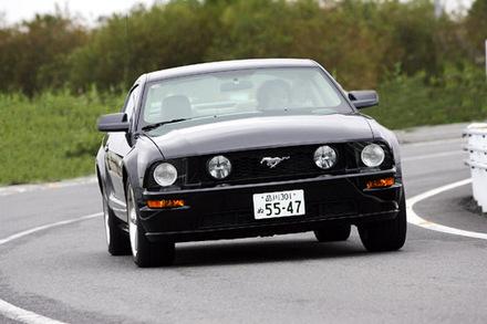 フォード・マスタングV8 GTクーペ プレミアム(FR/5AT)【ブリーフテスト(後編)】